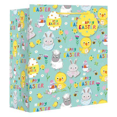 Easter Icons Large Gusset Gift Bag Bundle of 10 image number 1