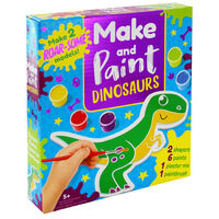 Make and Paint Dinosaurs