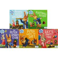 Peter Rabbit Classics: 10 Kids Picture Books Bundle