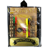 Harry Potter Gold Stationery Bumper Set