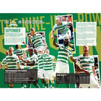 The Official Celtic FC Annual 2021