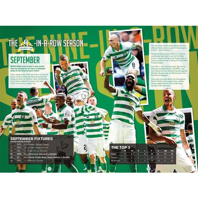 The Official Celtic FC Annual 2021 image number 2