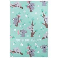 A5 Koala 2021-2022 Day a Page Diary