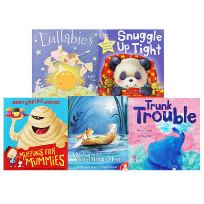 Snuggle Up Stories - 10 Kids Picture Books Bundle image number 2