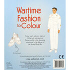 Wartime Fashion to Colour image number 3