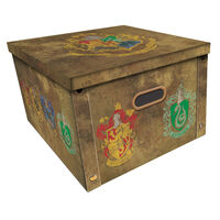 Harry Potter Crest Collapsible Storage Box