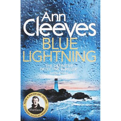 Blue Lightning image number 1
