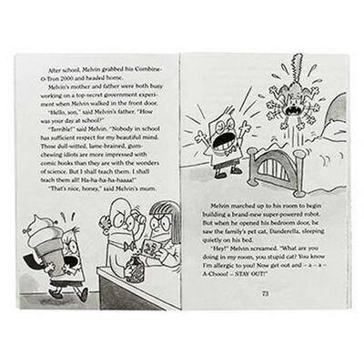 School Adventures - 2 Fiction Book Sets Bundle image number 4