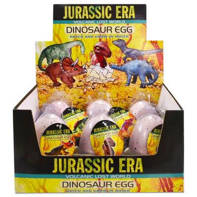 Jurassic Era Grow Your Own Dinosaur Egg image number 2
