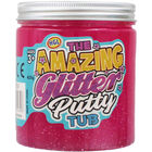 Pink Glitter Putty Tub image number 1