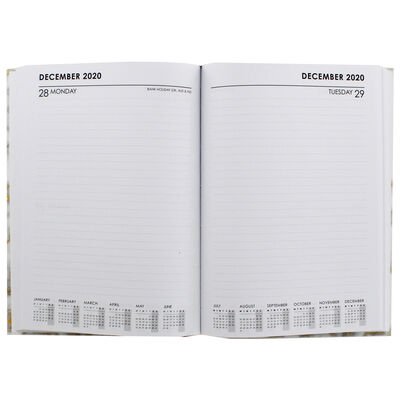 A5 One Day at a Time Day a Page 2020-21 Academic Diary image number 2