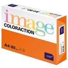 A4 Deep Orange Amsterdam Image Coloraction Copy Paper: 500 Sheets image number 1