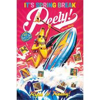 Fortnite Spring Break Peely Battle Royale Maxi Poster