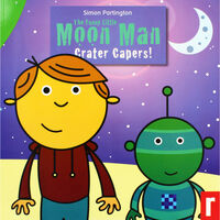 The Funny Little Moon Man: Crater Capers