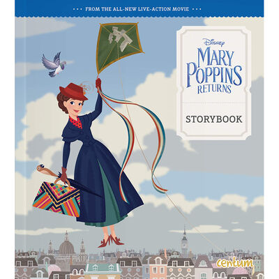 Mary Poppins Returns: Deluxe Picture Book image number 1
