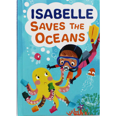 Isabelle Saves The Oceans image number 1