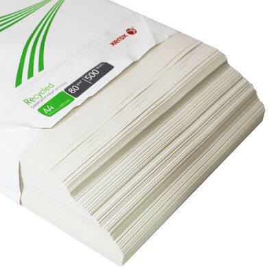 Xerox Recycled A4 80gsm Printer Paper - 500 Sheets image number 3