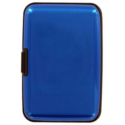 Blue Credit Card Protector Case image number 3