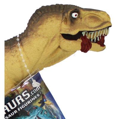 Cream Tyrannosaurus Rex Dinosaur Figurine image number 2