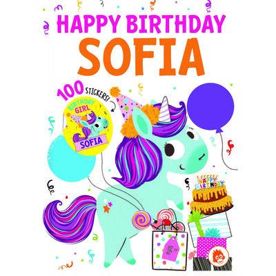 Happy Birthday Sofia image number 1