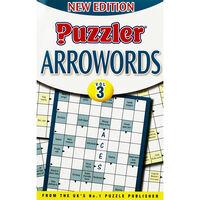 Puzzler Arrowords: Volume 3