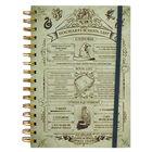 A5 Harry Potter Hogwarts School List Notebook image number 1