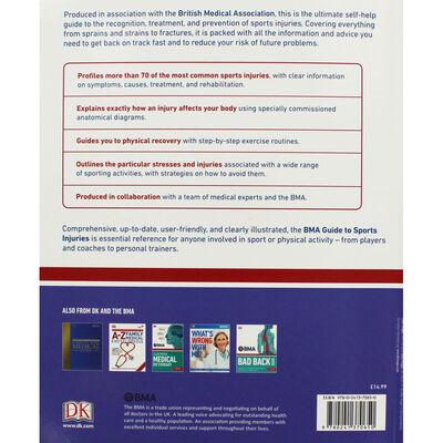 BMA: Guide to Sports Injuries image number 3