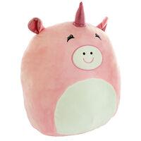 Snuggly Pink Piggy Corn Plush Soft Toy