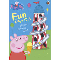 Peppa Pig: Fun Days Out Sticker Activity Book