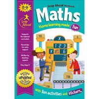 Leap Ahead Workbook: Maths 8-9 Years