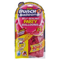 Pink Bunch O Balloons: Pack of 24