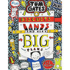 Tom Gates: Biscuits, Bands and Very Big Plans image number 1