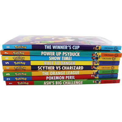 Pokemon Adventure Collection: 8 Book Box Set image number 2