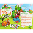3D Dinosaurs 33 Piece Puzzle image number 4