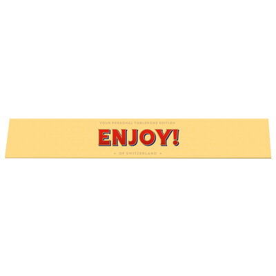 Toblerone Milk Chocolate 100g – Enjoy image number 1