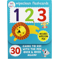 123 - Wipeclean Flashcards