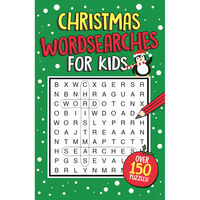 The Kids' Book of Christmas Wordsearches