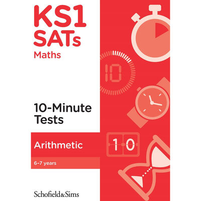 KS1 SATs Arithmetic 10-Minute Tests: Ages 6-7 image number 1