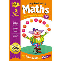 Leap Ahead Workbook: Maths 6-7 Years