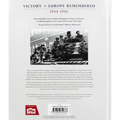 Victory in Europe Remembered: 1944-1945 image number 3