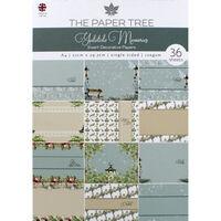 Yuletide Memories Insert Decorative Papers - 36 sheets