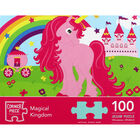 Magical Kingdom 100 Piece Jigsaw Puzzle image number 2