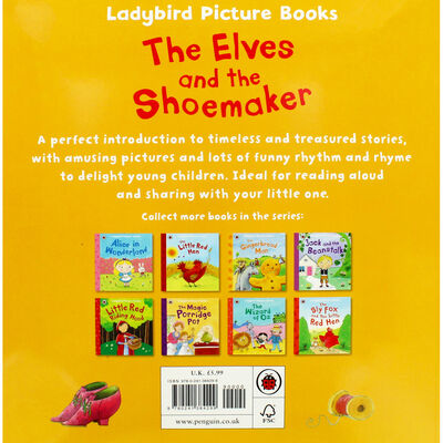 The Elves and the Shoemaker image number 3