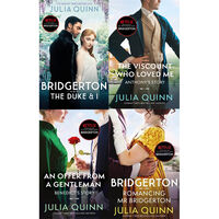 The Bridgerton Collection 1-9 Book Bundle
