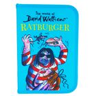 The World of David Walliams Ratburger Filled Pencil Case image number 1