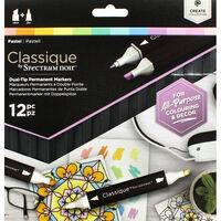 Spectrum Noir Classique - Pastel - 12 Pack