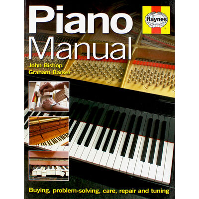 Haynes Piano Manual image number 1