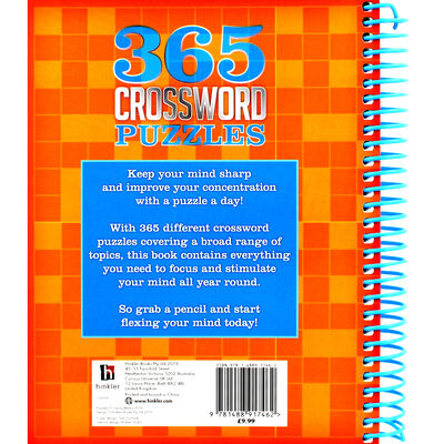 365 Crossword Puzzles Wiro image number 3