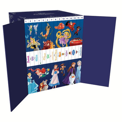 Disney Storytime Collection: 15 Book Box Set image number 2