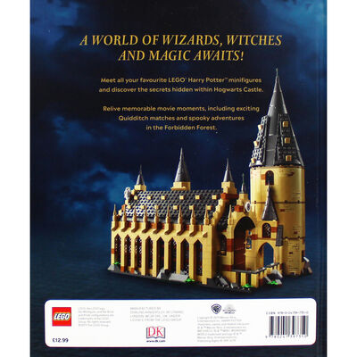 LEGO Harry Potter: The Magical Guide to the Wizarding World image number 4